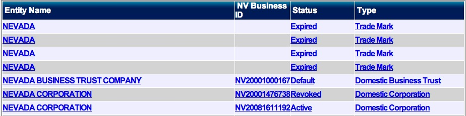 nevada-secretary-of-state-entity-results-page