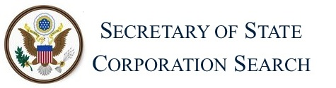 Secretary of State Corporation Search